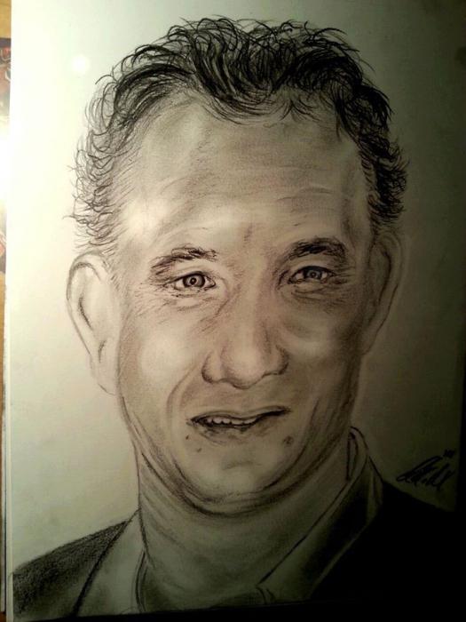 Tom Hanks by toni22